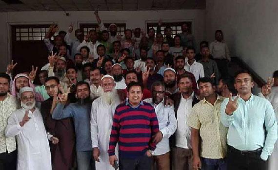 মুরাদনগর উপজেলা বিএনপির ৮৮ নেতাকর্মীর জামিন