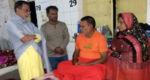 রামেকে চিকিৎসাধীন নাটোরের সাংবাদিক পিপলুর পাশে বেন্টু