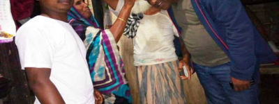 বাবুগঞ্জে উপজেলা পরিষদ নির্বাচনে তরুন প্রার্থী মোস্তাক আহমেদ রিপনের গনসংযোগ