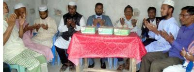 বাবুগঞ্জে বিকল্পধারা'র নির্বাচনী অফিস উদ্বোধন