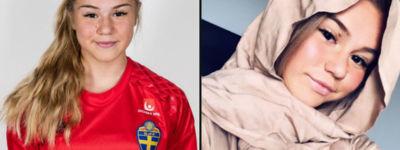 সুইডিশ ফুটবল অধিনায়কের ইসলাম গ্রহণ