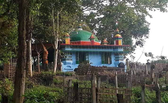 রাংগুনীয়া হযরত শাহ্ মুজিব উল্লাহ (রহ) (প্রকাশ) পাগলা_মামার ৭৭তম বার্ষিক ওরশ মোবারক।