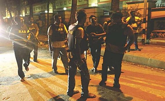 রাজধানীতে জঙ্গি হামলার আশঙ্কা যা বলছে আইনশৃঙ্খলা বাহিনী