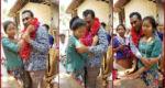 সংবর্ধনা নিতে গিয়ে ম্রো সম্প্রদায়ের নারীর সাথে চেয়ারম্যানের এ কেমন আচরণ