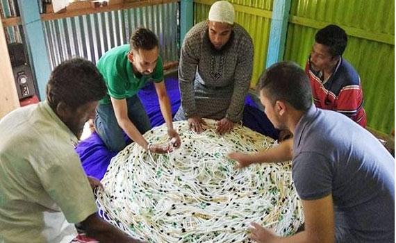 'সর্ববৃহৎ' তসবিহ এরদোগানকে দিতে চান ব্রাহ্মণবাড়িয়ার যুবক