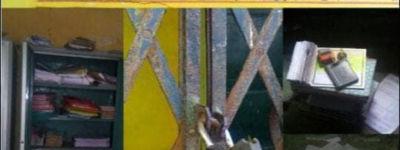 বাঁশখালী শিলকূপ ইউনিয়ন পরিষদের তালা ভেঙ্গে চুরির অভিযোগ