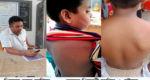 এবার বাবুগঞ্জে প্রাইমারী স্কুলে শিক্ষার্থী নির্যাতন !