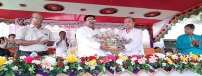 দৌলতপুরে পি.এম কলেজে নবীন বরণ ও এমপি'র সংবর্ধনা অনুষ্ঠিত