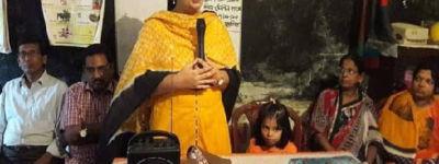 কুষ্টিয়ার খোকসা উপজেলা নির্বাহি অফিসারের বিদায় সম্বর্ধনা